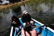 Bolivia - Titicaca lake
