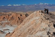 Chile - Valley of the Moon - Atacama desert