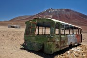 Bolivia Chile frontier