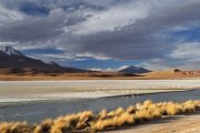 Andean lakes